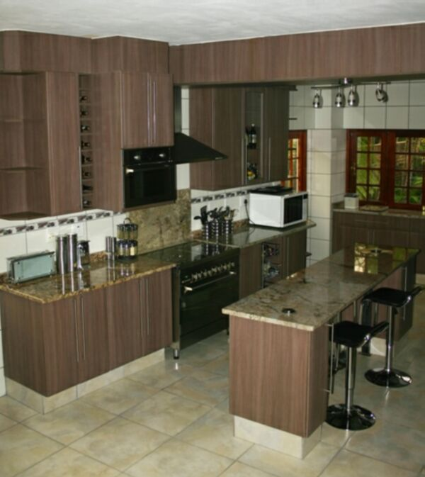 Fit Kitchen: Quick Fit Cupboards And Granite